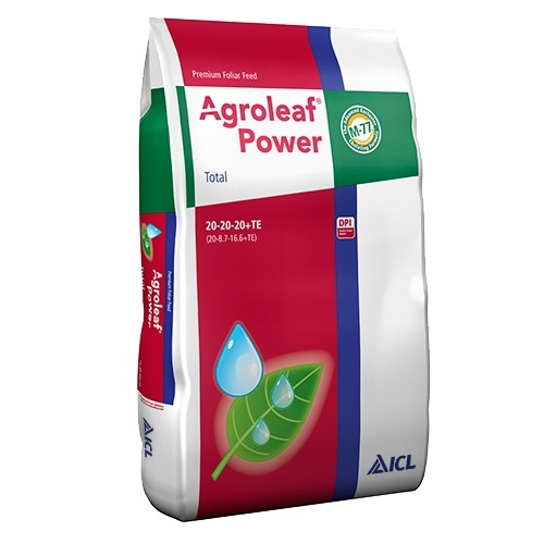 Ingrasamant foliar Agroleaf Power Total 20+20+20 15 kg