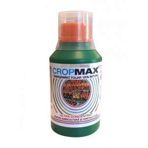 Ingrasamant foliar biostimulator Cropmax 100 ml