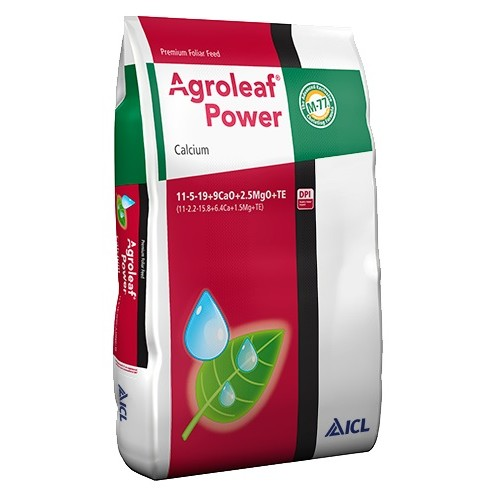 Ingrasamant foliar Agroleaf Power cu calciu si biostimulatori 2 kg Ingrasaminte foliare