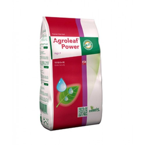 Ingrasamant foliar Agroleaf Power High cu fosfor ( p ) si biostimulatori 15 kg