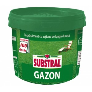 Ingrasamant gazon 100 zile Substral 5 Kg