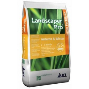 Ingrasamant gazon Landscaper Pro Autumn Winter 2 luni 15 kg