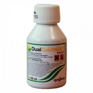 Erbicid Dual Gold 100 ml
