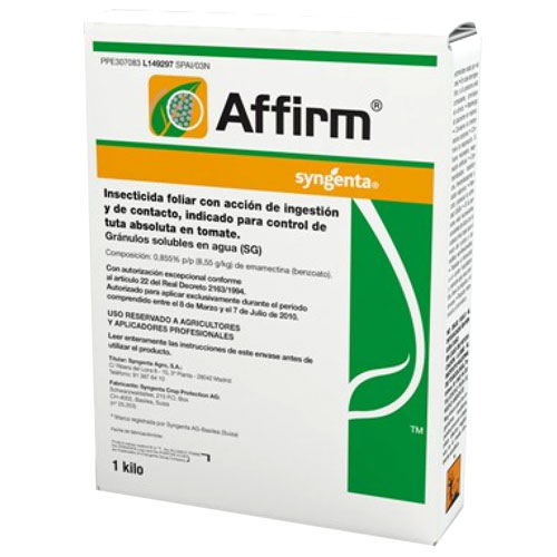 Insecticid Affirm 1 kg Insecticide