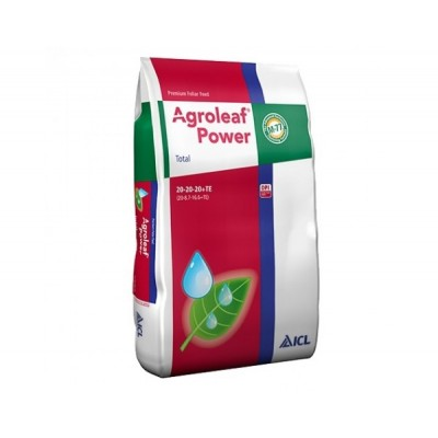 Ingrasamant foliar Agroleaf Power Total 20+20+20+me 15 kg